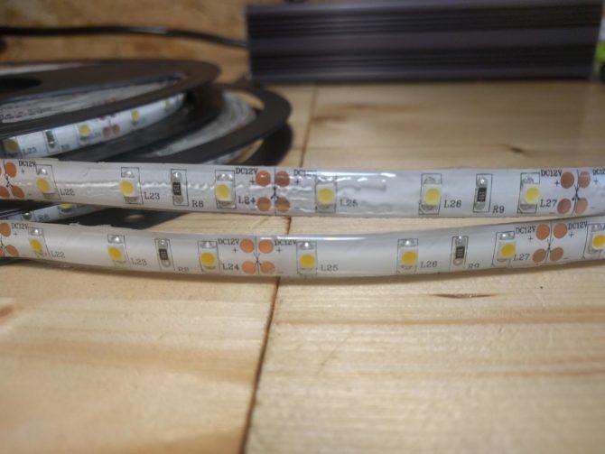 LED,силикон