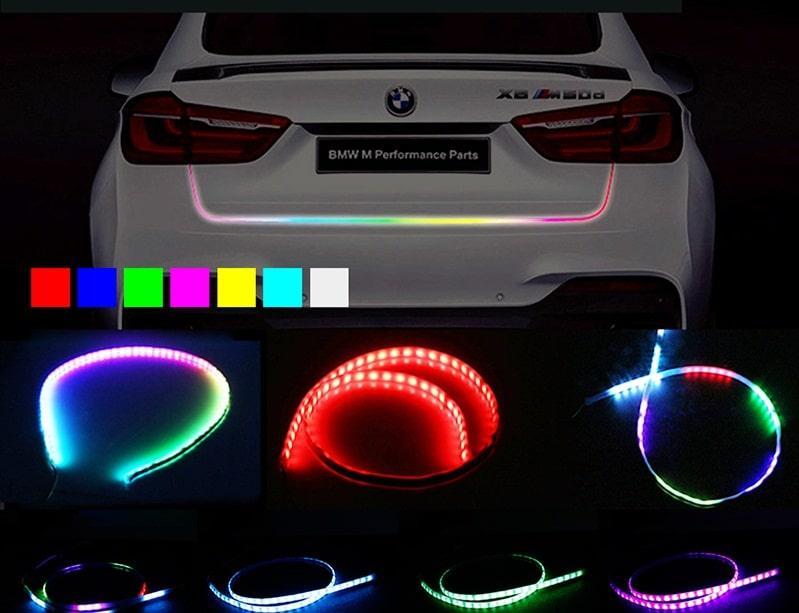 Расцветки LED лент