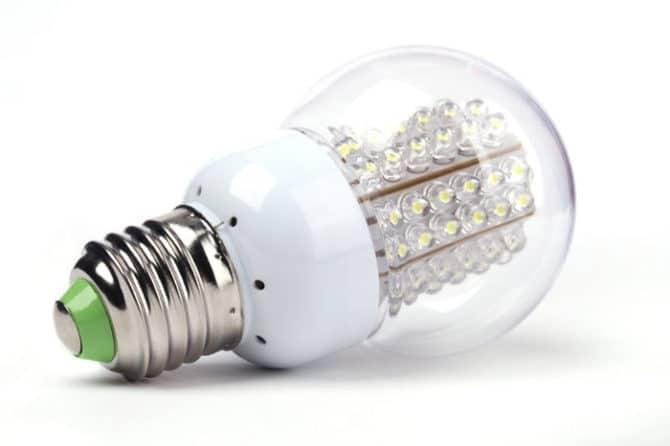 LED, плюсы, минусы