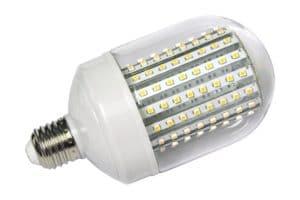 светодиодная лампа, внешний вид