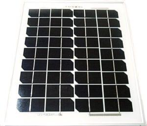 solar panels, single-crystal module