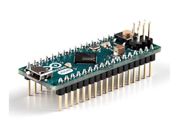 arduino micro, LED