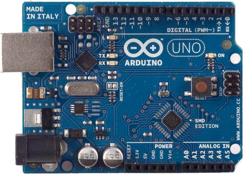 Arduino Uno, LED