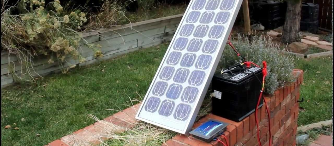 АКБ. солнечная батарея