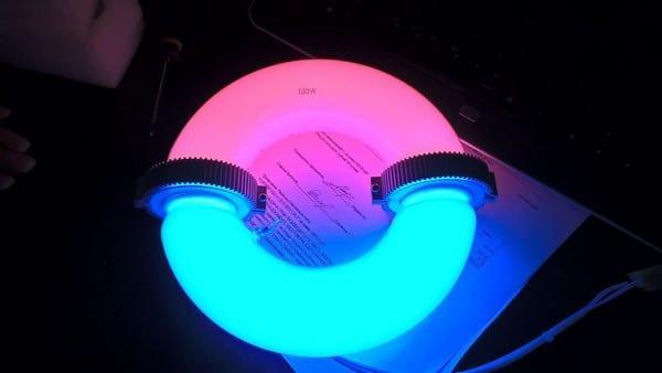 Индукционный светильник для растений