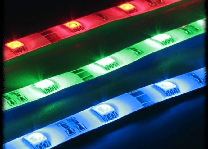 Разноцветные ленты