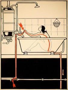 Как правильно заземлить ванну в квартире?
