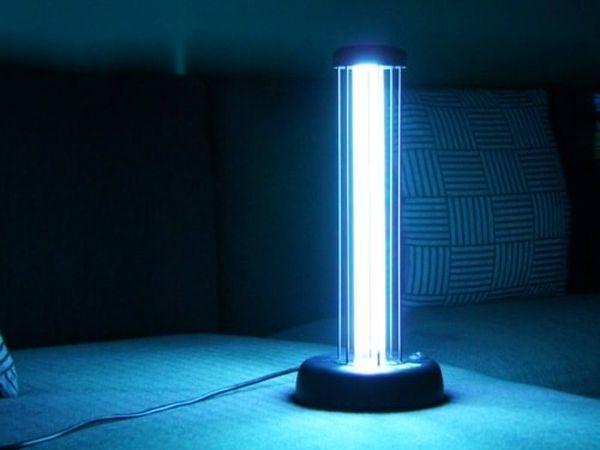 Бактерицидная лампа настольная