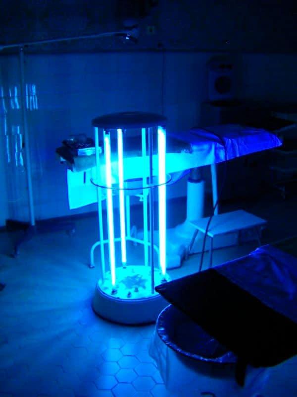 Бактерицидная лампа инструкция по применению