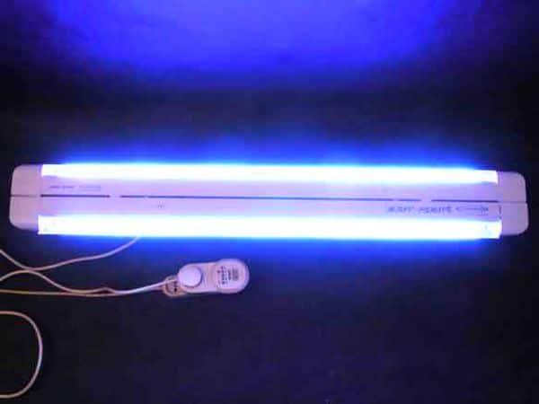 Бактерицидная лампа с выключателем