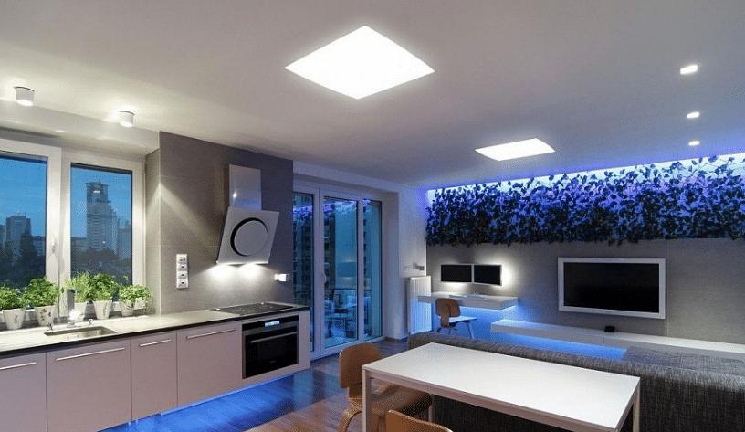 Осветительная панель
