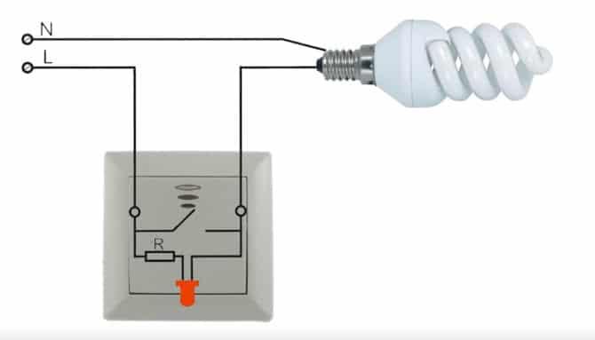 Причины моргания светодиодной лампочки при выключенном свете и как это устранить
