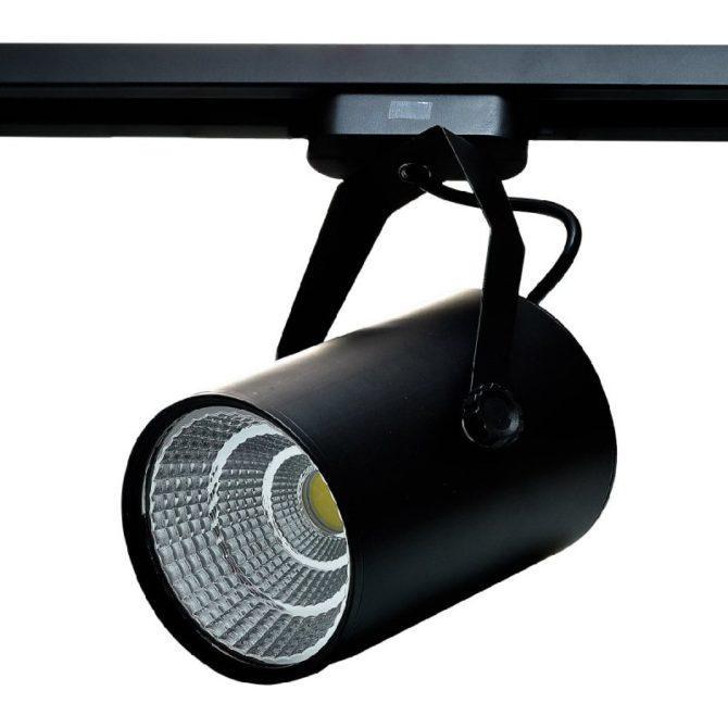 светильник со светодиодом