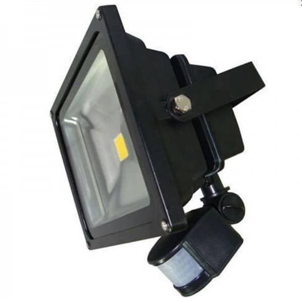 прожектор с датчиком движения