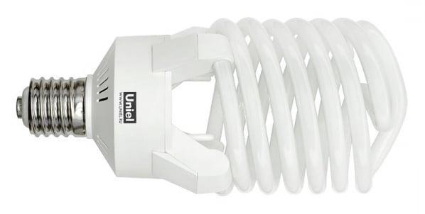 Люминесцентная лампочка Е40