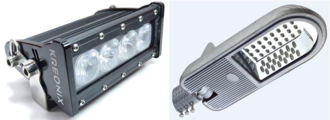 Светодиодный фонарь для уличного освещения и его альтернативы
