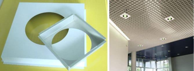 Декоративная накладка делает дизайн помещения завершенным
