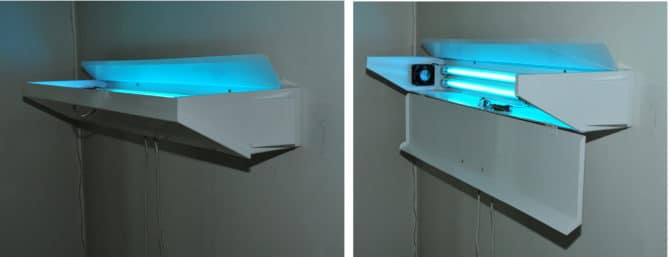 Универсальная бактерицидная лампа