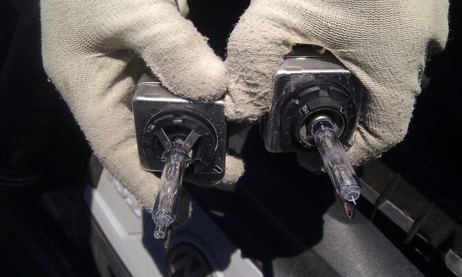 Какие лампы HB4 лучше поставить в автомобиль