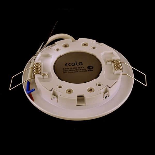 GX53 «Экола» с тыльной стороны