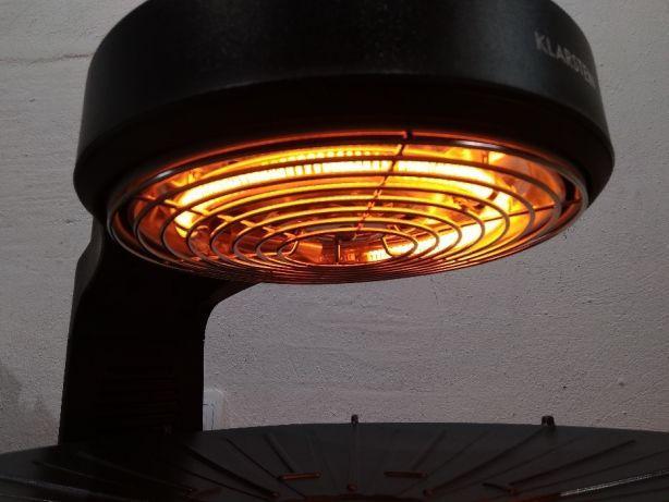 ИК-галогенные лампы в гриле