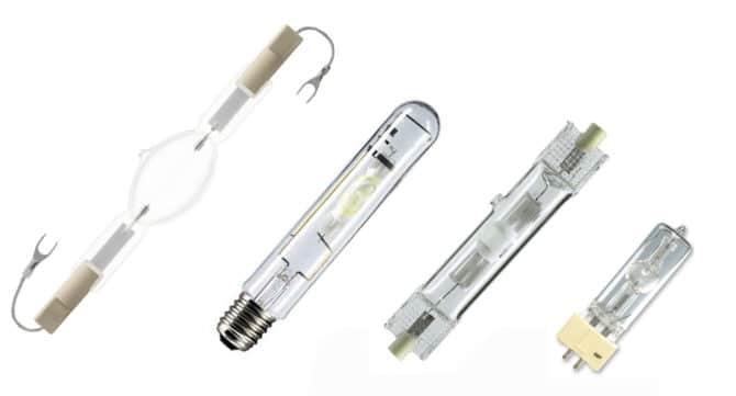 Металлогалогенные осветители