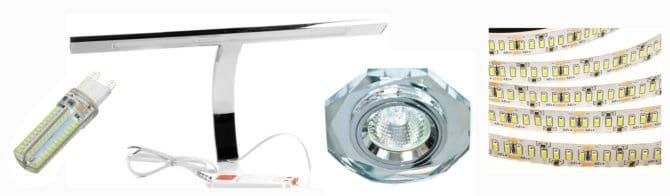 Автомобильная лампа и светильники smd 3014