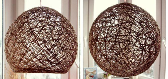 Конструкция в виде шара