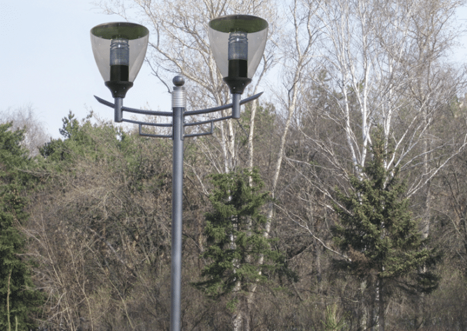 светильники наружного освещения