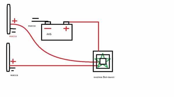 Как подключить дневные ходовые огни на ВАЗ 2114