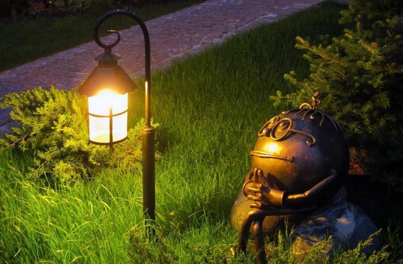 Светильники для дачи и загородного дома: как выбрать или сделать своими  руками