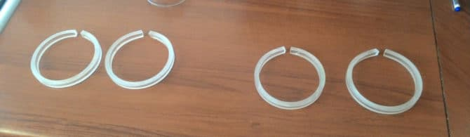 Готовые кольца