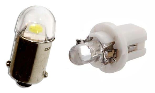Светодиодная лампочкаподсветки