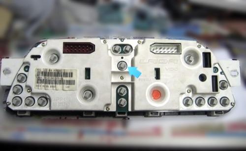 щиток ВАЗ 21134