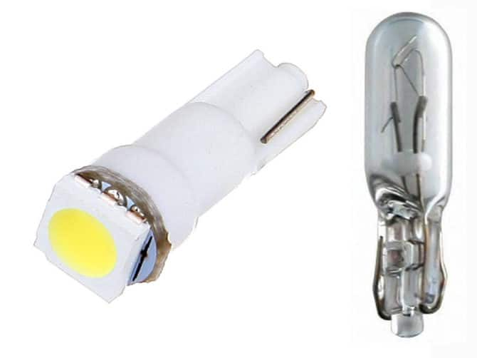 Светодиодная лампа подсветки