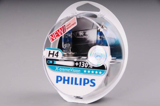 Philips H4