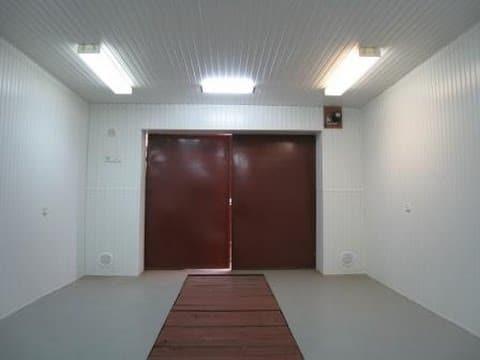 расположение светильников в гараже
