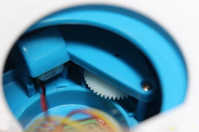 электрический привод ночника