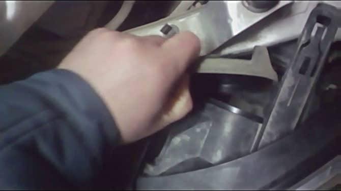 Снятие крышки