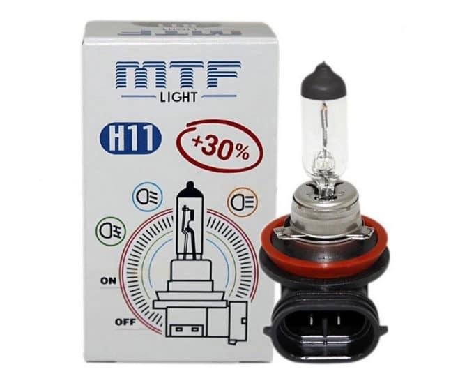 лампа ПТФ для Renault Duster