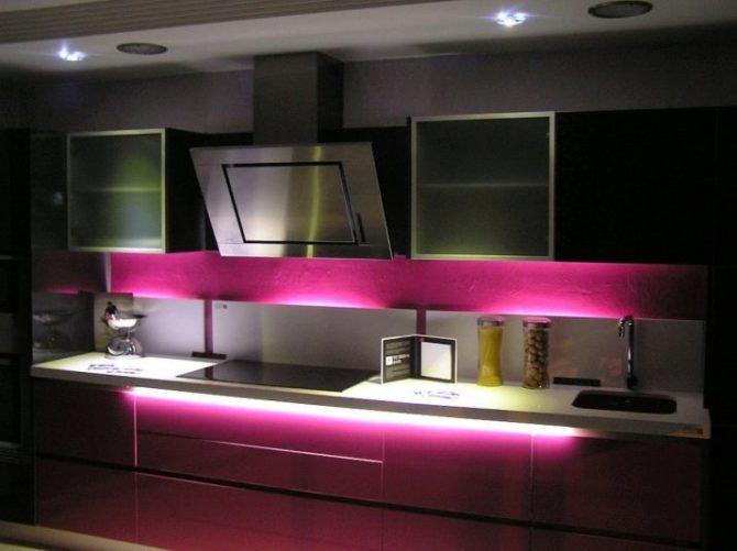 декорирование кухонного пространства
