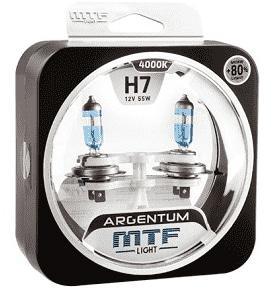 MTF Light H7 Argentum +80%