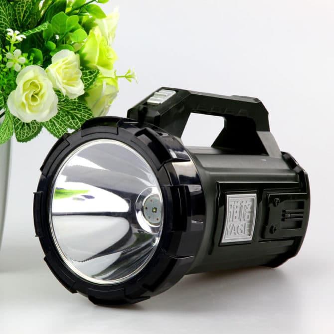 фонарь-прожектор