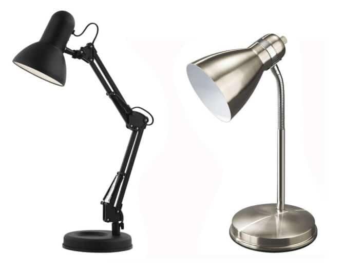 лампы поворотные