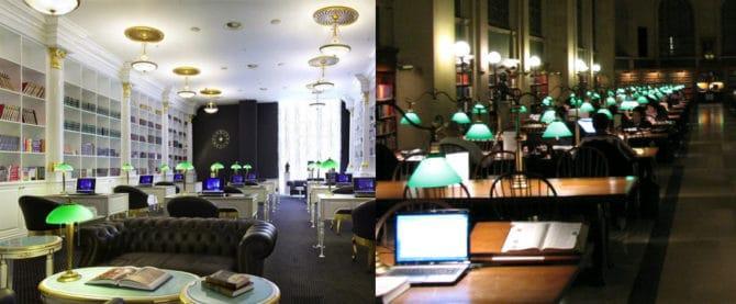 История настольных ламп с зеленым плафоном и обзор современных моделей