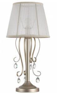 Дизайнерская настольная лампа Freya Simone FR2020-TL-01-BG