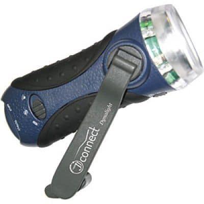 Аккумуляторный фонарик
