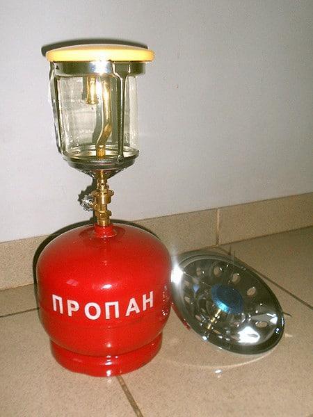 Газовый светильник