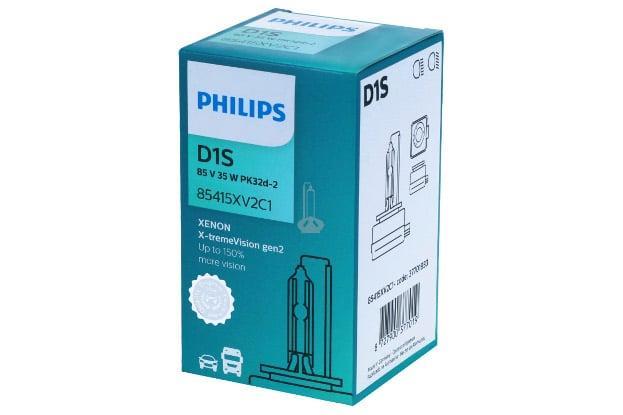 PHILIPS X-Treme Vision Gen2 D1S