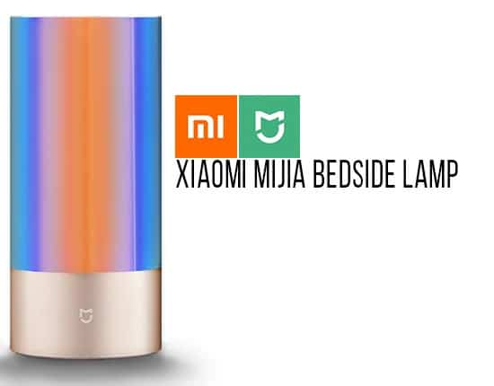 Xiaomi Mijia Bedside Lamp — почему «ночник» стоит 50 долларов?